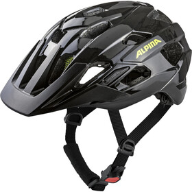 Alpina Alpina Anzana Casque, black-neon-yellow